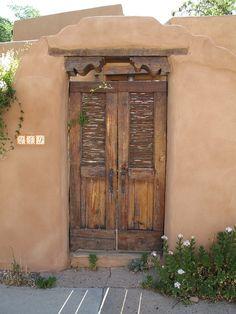 Gate, Santa Fe