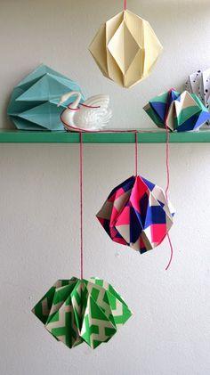 ingthings: DIY paper ball