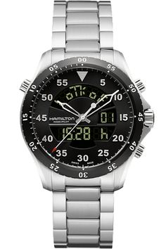 Hamilton Khaki Flight Timer - Air Zematt