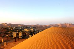 Liwa #Desert #Travel photo