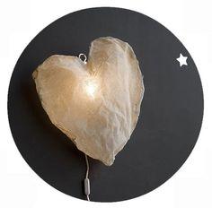 DIY Heart Light for Kids