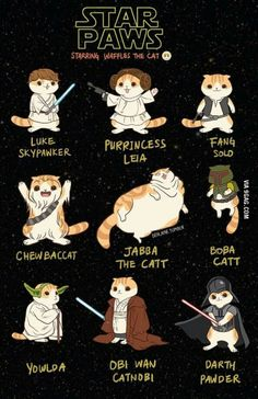 Star Paws : Attack of the Purr.