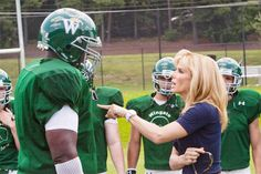 The Blind Side - favorite scene from the whole movie!
