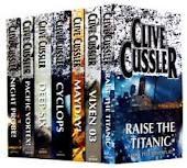 Best action adventure novels