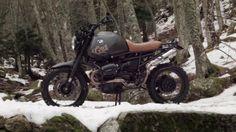 custom motorcycles, bmw, cafe racer