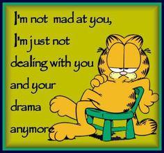No More Drama!