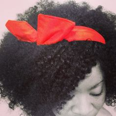 My #DIY wire headband that took about 8 minutes to make! #sewing #crafts