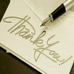 How to Write Thank You Acceptance Letter