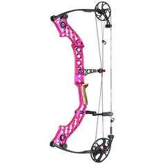 women bowhunting, mathew jewel, top bow, pink, mathew bows for women, jewel women