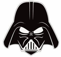 Darth Vader Mask Drawing darth vader mask outline darth