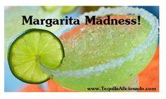 Kicking off Margarita Madness at Tequila Aficionado
