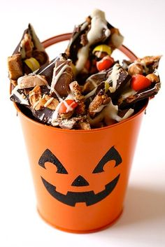 That's one happy pumpkin!   #NoTricksAllTreats