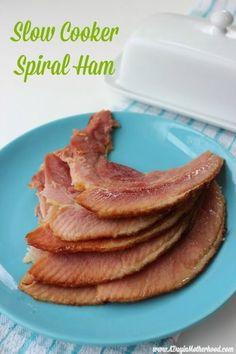 Slow Cooker Spiral H