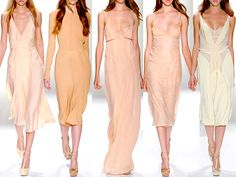 Calvin Klein SS collection 2012 ... i love this collection and thos pastel colours :D