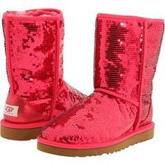 UGG Classic Sparkles at Zappos.com - StyleSays