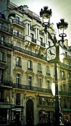 Les Rues de la Ville Paris