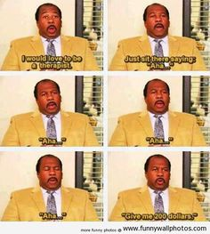 the office Stanly Hudson #humor #funny #laugh