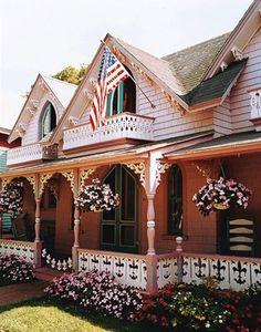 A cottage on Martha's Vineyard