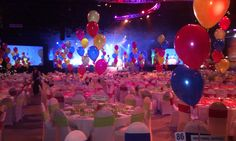 Balloons.com.au - huge party at the Hordern Pavilion in Sydney
