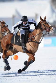 St. Moritz Polo World Cup on Snow 2011
