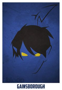 Bloops superhero posters - Nightcrawler