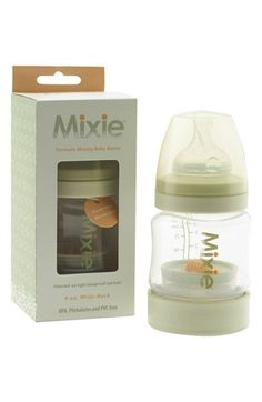 Mixie Baby Formula Mixing Baby Bottle available at #Nordstrom