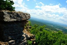 Heavener Runestone Park in Heavener is a stunning place with great views, picnic areas, outdoor grills, an amphitheater, a playground, hiking, exploring and educational programs all in one location.