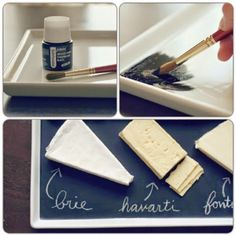 DIY bandeja para el quesoby *PrimerasNecesidades*