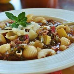 Best Italian Sausage Soup Recipe - Allrecipes.com