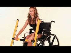 Kefty Wheelchair Workout and Best New Wheelchair Exercises.