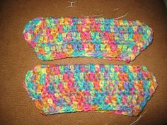 The Whole Ball of Yarn: Crutch Covers, Revisited