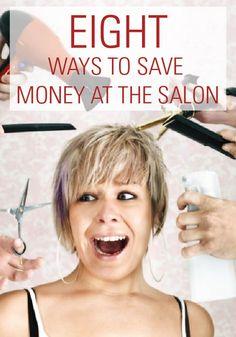 8 Ways to Save Money at the Salon