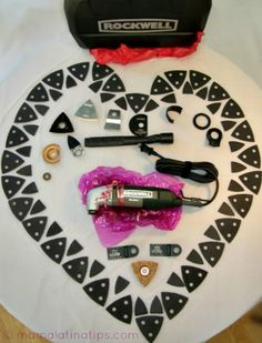Creative ways to give your beloved what he really wants for Valentine´s Day #LowesCreator