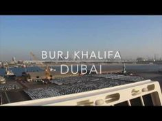 Burj Khalifa Dubai. Tallest Building in the World http://www.tipsfortravellers.com/burj-kalifa-dubai-video-tallest-building-world/