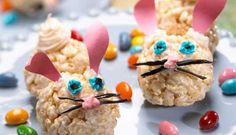 Rice Krispies® Easter Bunny Treats™
