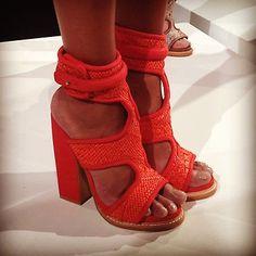 Monika Chiang shoes - amazing! via @Elizabeth Lockhart Lockhart Lockhart Lockhart Holmes