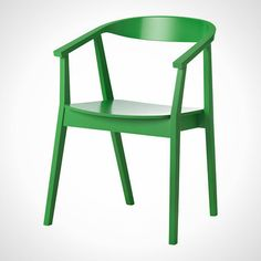 Love the modern design and clean lines on this chair.