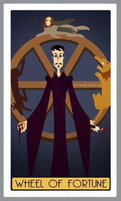 Tarot cards - Petyr Baelish