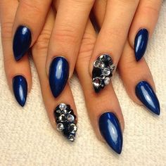 Stiletto Nail Art Ideas You Must Have