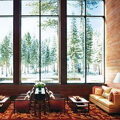 Top 10 ski trip hotels | The Ritz-Carlton, Lake Tahoe, Truckee, CA | Sunset.com