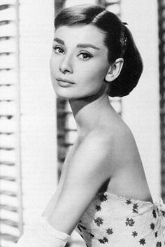 Audrey Hepburn, a true lady