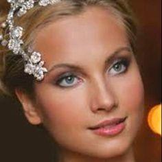 natural wedding, weddingmakeup, hair piec, bridal makeup, wedding hairs, makeup ideas, hair makeup, makeup looks, wedding makeup