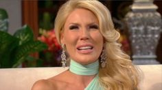 A Disturbing Montage of Real Housewives Crying Through Botox haha
