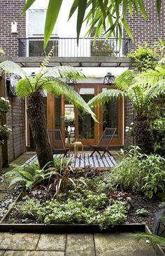 London hideaway (outdoor space)