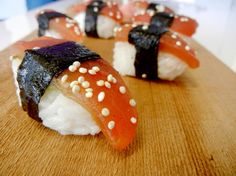 This Tuna Sushi Is Totally Tuna Free: It's Made From Tomatoes | Co.Exist | ideas + impact