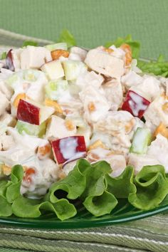 Creamy Chicken Salad #Recipe