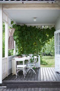 Porch living.