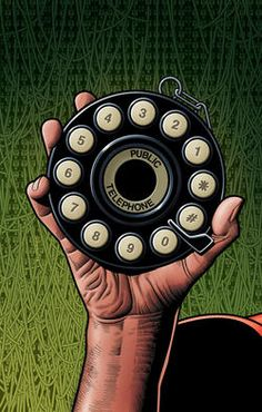 """Mieville Rings Up Wonder with """"Dial H"""" - Comic Book Resources"""