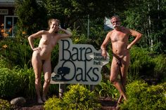 I Spent The Afternoon Naked In Public And There Was Nothing Weird About It