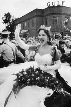 Mary Ann Mobley was crowned Miss America 1959, the first Miss Mississippi to achieve this honor